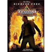 La Leyenda Del Tesoro Perdido Nicolas Cage Pelicula Dvd