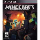 Minecraft Ps3 Digital Entrega El Mismo Dia - Hacemos Cambios