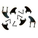Quilha Para Pranchas De Softboard (rosqueavel) - 6 Unidades