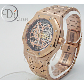 Reloj Audemars Piguet Royal Oak Esqueletizado Oro Rosa