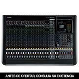 Mezcladora 24 Canales C/fx Digitales Eq Grafico Usb Mgp24x