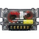 Audiopipe 2 Vías Crossover Crx Vatios Pasivo Crossover Coch