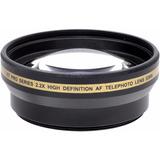 Lente Conversor Telefoto 2.2 X 52mm
