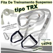 Fita Aparelho Suspensao Funcional Tipo Trx Kit Suspensa