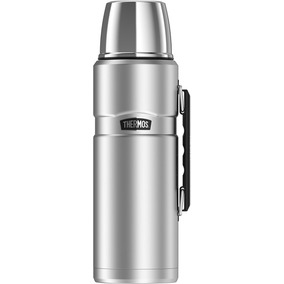 Thermos Stainless King 68 Ounce Vacuum Insulated Bev -metal