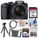 Cámara Digital Nikon Coolpix B500 Wi Fi ( Negro ) Con Tarje