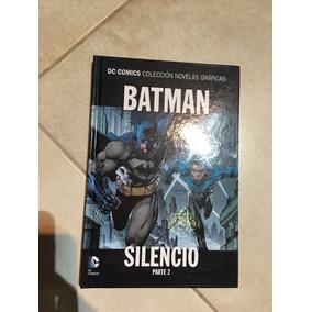 Dc Cómics Colección Novelas Gráficas: Batman Silencio No 2