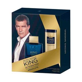 Coffret Ab King Of Seduction Absolute Edt 100ml+desodorante