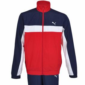 Conjunto Deportivo Puma Ess Woven Suit Op Importado!