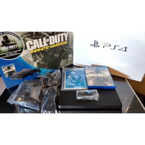 Playstation Ps4 Slim 500gb Juego Joystick Adicional
