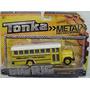 Juguete Tonka Gran Plataforma Escuela De Vehículo Bus