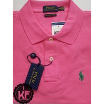 Camisa Polo Ralph Lauren Original - Feminina