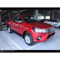 Toyota Hilux 2.8 Srv 4x2 Cd 16v Flex 4p Automático