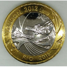 29x Inglaterra 50 Pence 2011 & 1x 2 Pounds 2012 Set Completo