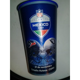 Vaso Coleccionable Mnf Texans Vs Raiders Nfl