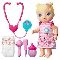 Boneca Baby Alive Cuida De Mim B5158 Hasbro Original