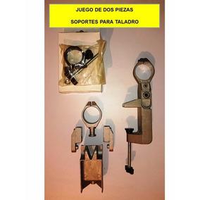 Juego De Soportes En Aluminio, Para Taladro .