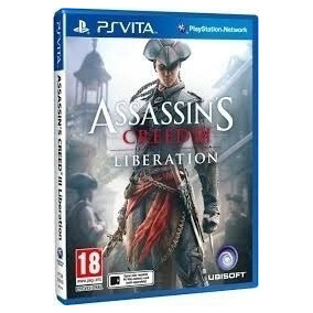 Assassins Creed Iii 3 Liberation Ps Vita Psvita - Lacrado