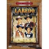 Laredo - 1ª Temporada - Vol. 1 Dvd Original Faroeste Western