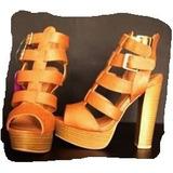 Zapatos Chabely- Zaxy, Sandalias, Plataforma, Alpagartas