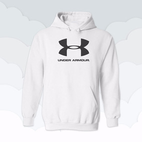 Sudadera Con Gorro Y Cangurera Under Armour