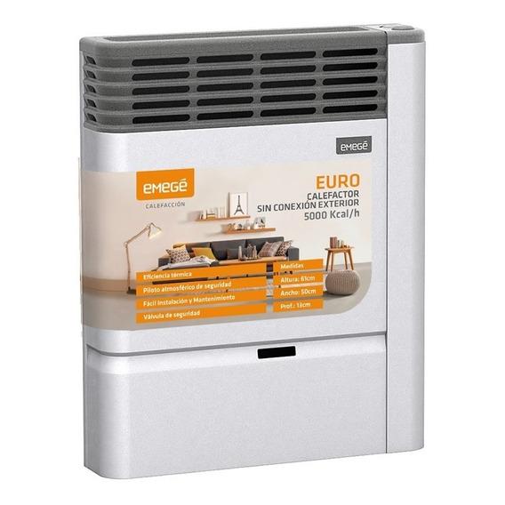 Calefactor Emege Sin Salida 5000 Calorias Multigas 3150 2019
