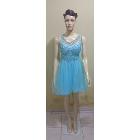 Vestido De Debutante Tamanho 36.