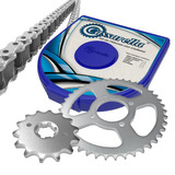 Rtx 150 Akt Kit Arrastre Cassarella Reforzado Repuesto Moto