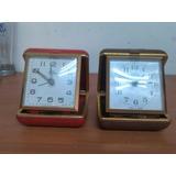 2 Antiguos Relojes Silco