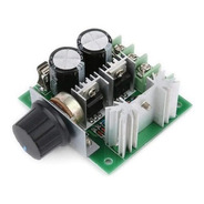 Control Regulador Velocidad Motor Pwm 10a 12-40v Electroship