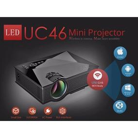 Mini Projetor Led 130 Polegadas Wifi 1200 Lumens
