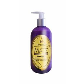 Shampoo Shampu Matizador Violeta - Tu Rubio Natural Sedoso