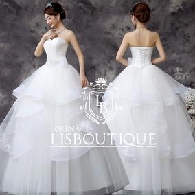 Vestido Debutante Princesa Renda Wonderful Pronta Entrega