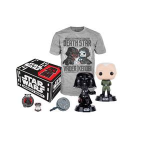 Funko Box Collectors Movies Star Wars Original