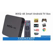 Tv Box 4k Android Mxq Google Tv Pc Hdmi Quadcore Wifi Netfix
