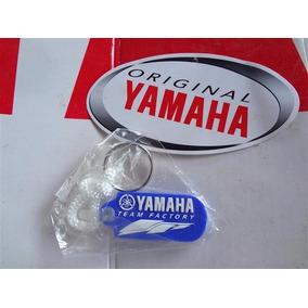 Pacote Com 10 Chaveiro Da Linha Team Factory Original Yamaha