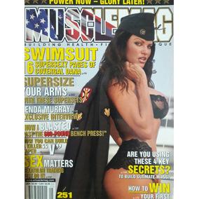 Revista Musclemag Americana Fisicoculturismo