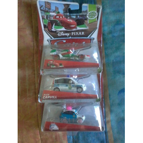 Ojo Ojo Oferta Vendo Carritos Cars 2 Originales Usados