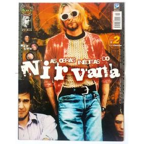 Revista Pôster Coleção Metal Massacre Nº 21 Nirvana