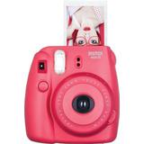 Fujifilm Instax Mini 8 Camara Instantanea Roja Nueva Origina