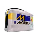 Bateria Auto Moura Mi24gd 12x75 Vehiculos Nafteros