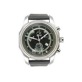 Reloj Calvin Klein Biz Chrono Hombres Retro Reloj De Cuarzo