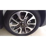 Rin 15 Nuevo Linea Silver Dark Chevrolet Spark Active