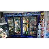 Camara De Refrigeracion Torrey De 4 Puertas Gran Capacidad