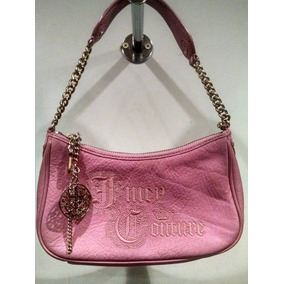 Cartera Rosa Juicy Couture