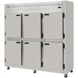 Geladeira Refrigerador Comercial Inox Digital 6p Kofisa Lc