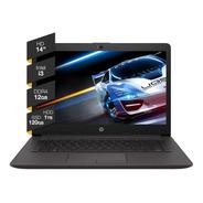 Notebook Hp 240 G7 I3 Ssd 120gb M2.0 Hdd 1tb Ram 12gb Win10