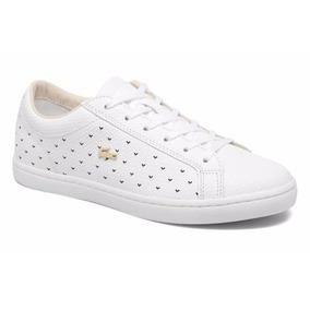 Zapatillas Straightset 117 3 Mujer Rojo/blanco
