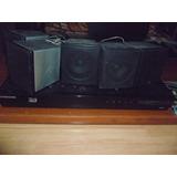 Reproductor De Blu-ray Con 3d Samsung Home C5 Parlantes