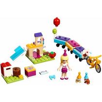 Lego Friends 41111 Tren Fiesta De Cumpleaños 109 Piezas